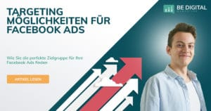 Beitrag: Targeting Möglichkeiten für Facebook Ads