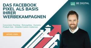 Beitrag: Facebook Pixel als Basis Ihrer Werbekampagnen