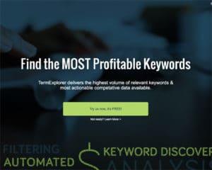 Termexplorer als Tool für die Keyword-Recherche nutzen