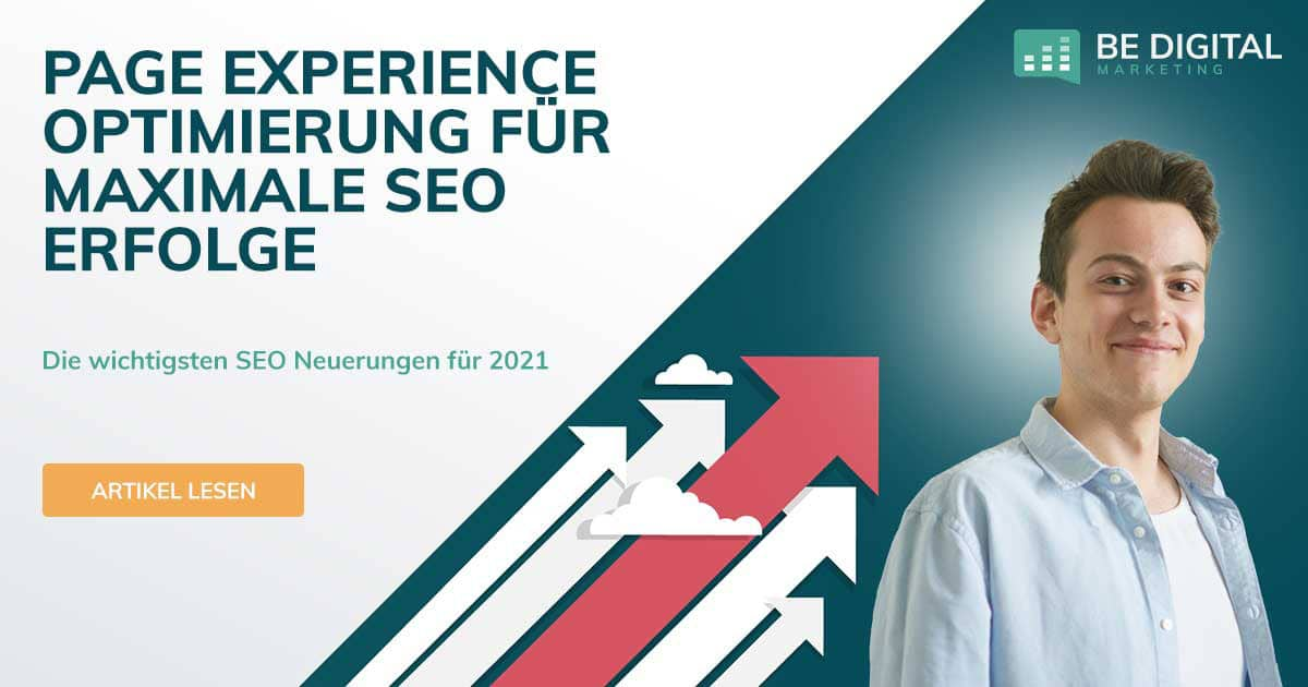 Page Experience Optimierung für maximale SEO Erfolge