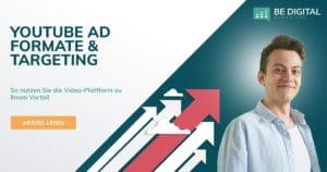 Beitrag: Youtube Ad Formate & Targeting