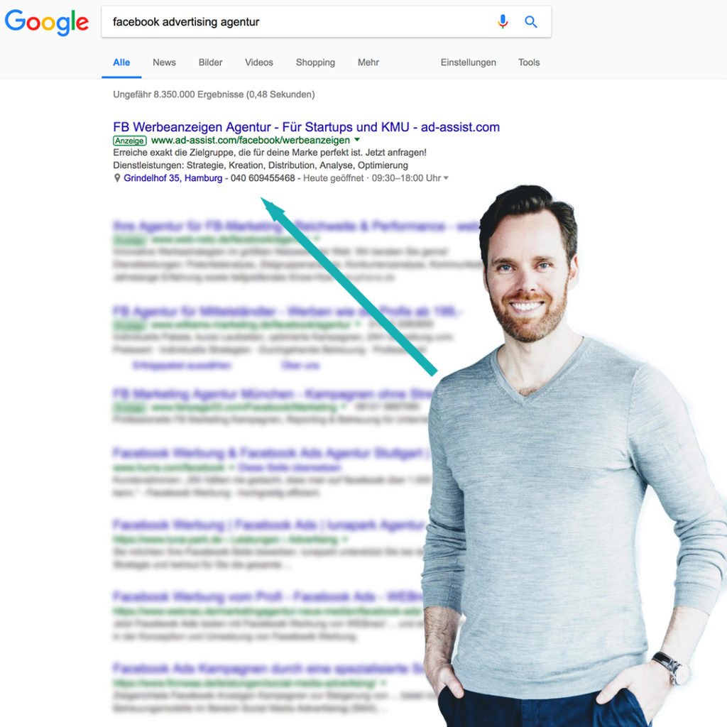 AD 3 AdWords 1 Google Ads Agentur Hamburg